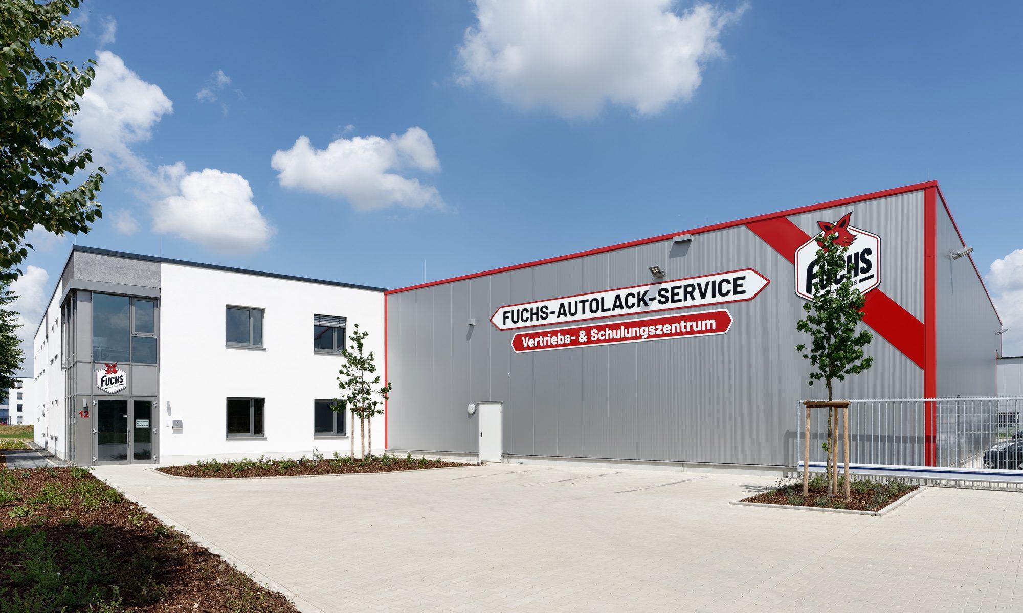 Fuchs Autolacke